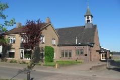 Achterbergsestraatweg 197, Hervormde Kerk, 1909/1930