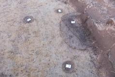 Opgravingen Bovenweg tpv woonzorgcentrum De Linde