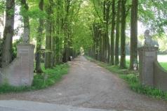 Oude Veensegrindweg 15, oprijlaan 'Remmerstein'